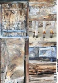 Laserprint A3 Wood