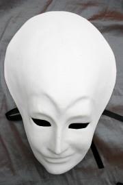 Venetiaans masker groot 28 x 39 cm