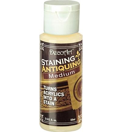 Staining/ antiquing medium