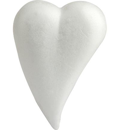 Hart druppelvorm 20cm