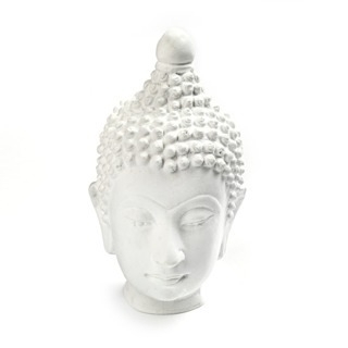 Boeddha hoofd large 13 cm