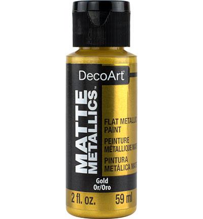 Matte Metallics Gold