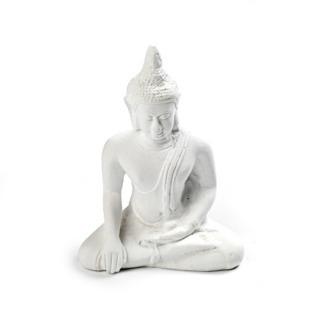 Boeddha hindi zittend