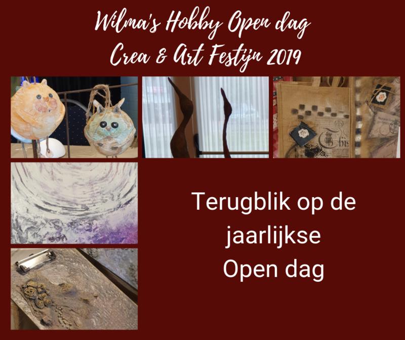 Terugblik Open dag Crea & Art Festijn 2019