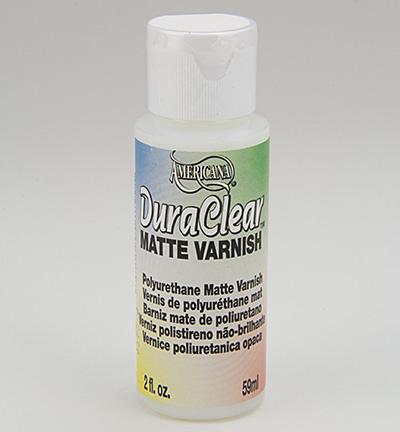Dura Clear Mat 59 ml