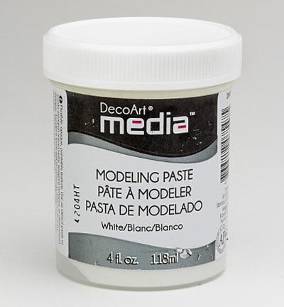 Modeling Paste White 118 ml