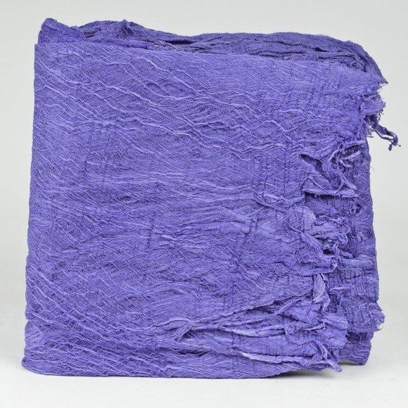 Paper decoration Paars 500 gram