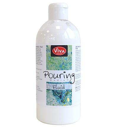 Pouring Fluid Transparent 500 ml