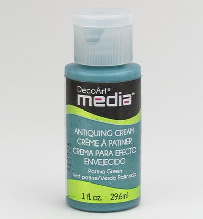 Patina Green Mixed Media Antiquing Cream