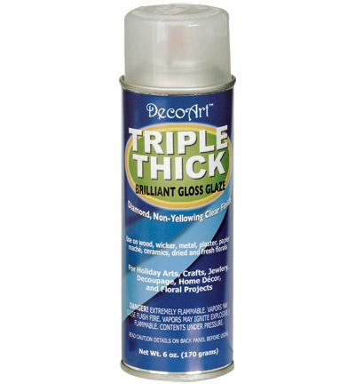 Tripple Gloss Glaze, spray