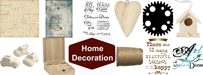 decoupage, rice paper, hout, mdf, stencil,