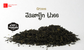 Thee - Groene Jasmijn thee