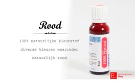 100% Natuurlijke Kleurstof Rood 22