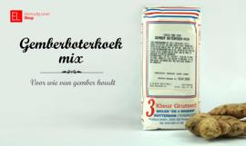 Bakmix - Boterkoek Gember - 600 gram