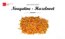 Aanzetsel - Nougatine - Hazelnoot - 200 gram