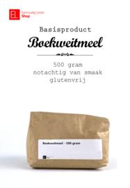 Basisproduct - Boekweitmeel - 500 gram