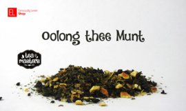 Thee - Oolong thee Munt