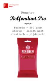 Rolfondant - Renshaw - 250 gram - Fuchsia