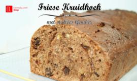 Bakmix - Friese kruidkoek - Gember - 600 gram