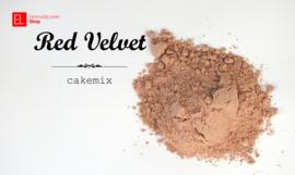 Bakmix - Red Velvet cake - 500 gram