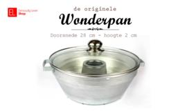 Bakvorm - Wonderpan - Bakken zoals als oma vroeger deed