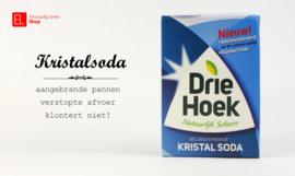 Soda - Kristalsoda - 3 keer geconcentreerder - klontert niet