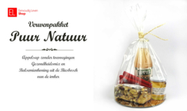 "Verwenpakket ""Puur Natuur"""