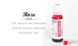 Kleurstof - PME - 100% natuurlijke - baby roze (pink) 18