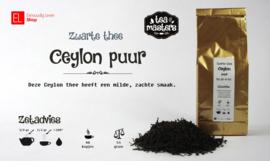Thee - Zwarte thee Ceylon puur