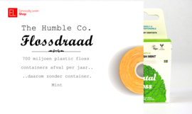Flossdraad - Humble - zonder plastic dispenser!