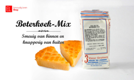 Bakmix - Boterkoek Naturel - 500 gram