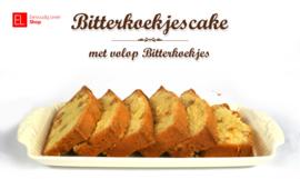 Bakmix - Bitterkoekjescake - 600 gram