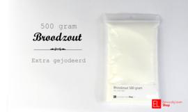 Broodzout 500 gram