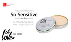 Deodorant - We Love the Planet - So Sensitive