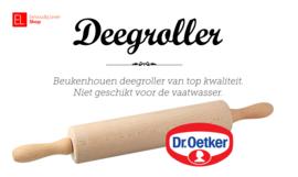 Deegroller 43 centimeter