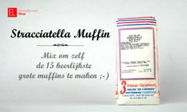 Bakmix - Muffin Stracciatella - 600 gram
