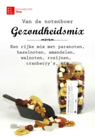 Mix - Gezondheidsmix - 250 gram