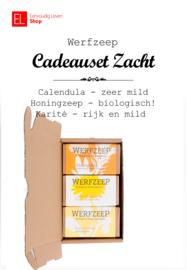 Zeep - Werfzeep - Cadeauset Zacht