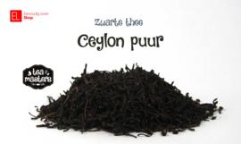 Thee - Zwarte thee Ceylon puur - 55 gram