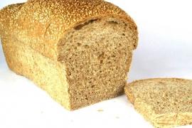 Basisproduct - Tarwemeel - Volkoren - Voor bruinbrood -  1250 gram