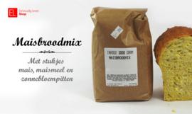 Broodmix - Maïsbrood - 1000 gram