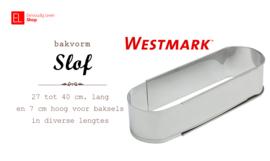 Bakvorm - Slof - 27 - 40 cm - Westmark