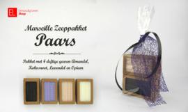 Geurpakket ¨Zeep - paars¨