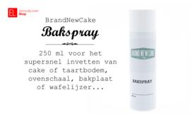 Bakspray - BrandNewCake - 250 ml