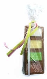 Savon de Marseille - 125 gram - 4 x 125 - in de mix - in geschenkverpakking