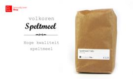 Basisproduct - Speltmeel - Volkoren - 1000 gram