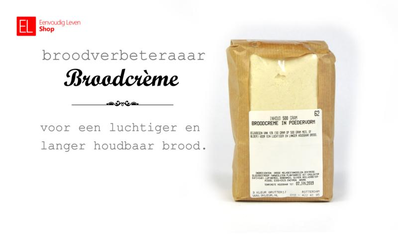 Broodverbeteraar - Broodcrème - Poedervorm - 500 gram
