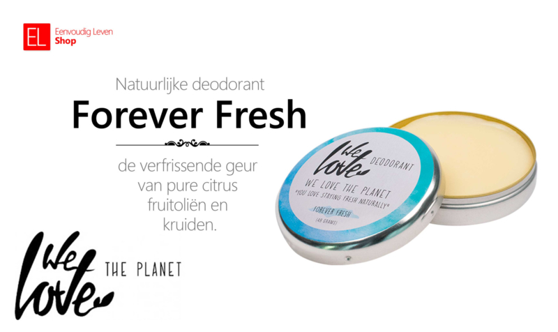 Deodorant - We Love the Planet - Forever Fresh