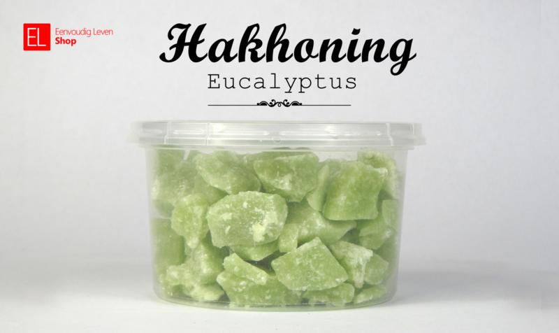 Hakhoning - Eucalyptus - 250 gram