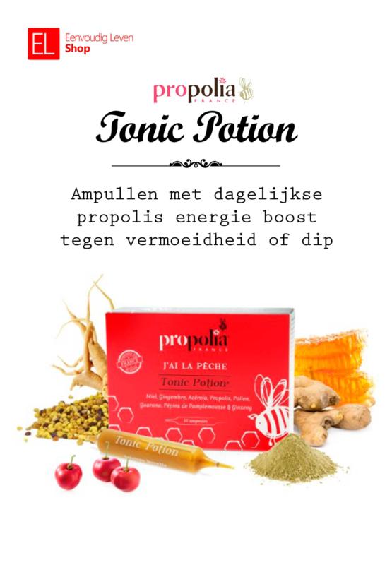 Propolia -  Conditie - Tonic Potion - Ampullen